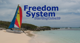 StartingCube29 Freedom System