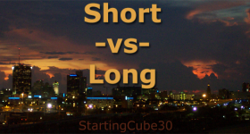 StartingCube.com 30 Short Term vs Long Term Thinking