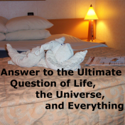 StartingCube 42 - Answer to the Ultimate Question of Life, the Universe, and Everything