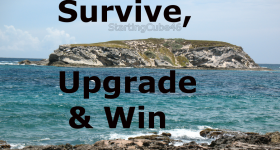 StartingCube46 - Survive, Upgrade & Win