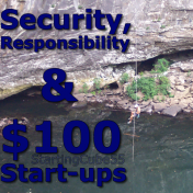 StartingCube55 - Security, Responsibility & 100 dollar Start-ups